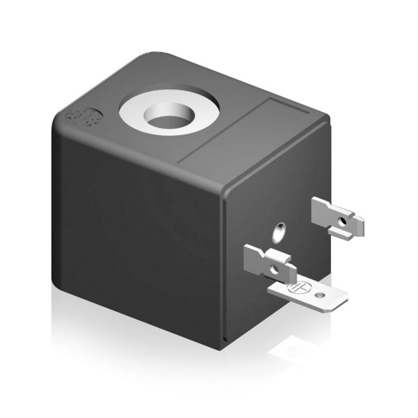 30mm Magnetspule EVI 30/9 230V AC 5VA DIN 43650 A