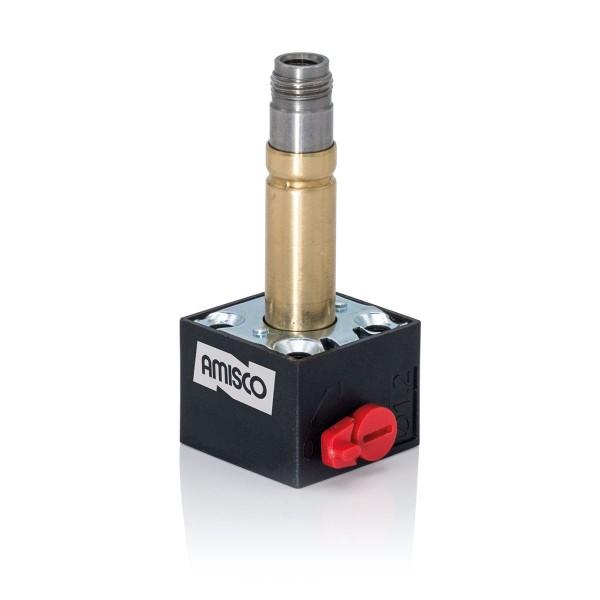 22 mm IE Pneumatisches Ventil 3/2 NC 1.2mm Monostable